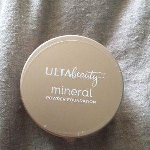 unopened ulta mineral powder foundation medium 03C